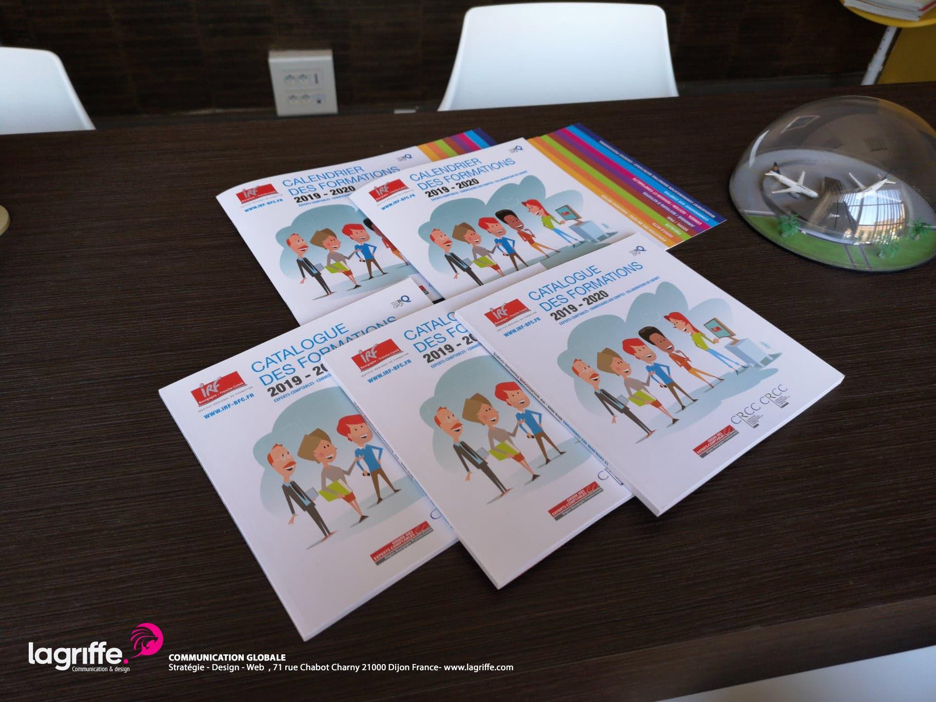 catalogue-brochure-illustration-impression-lagriffe-dijon