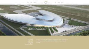 Communication, design, création web, pour Embassair par LA GRIFFE DIJON